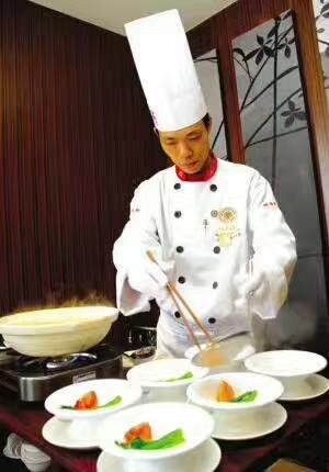 荷 兰 厨 师 简 章
