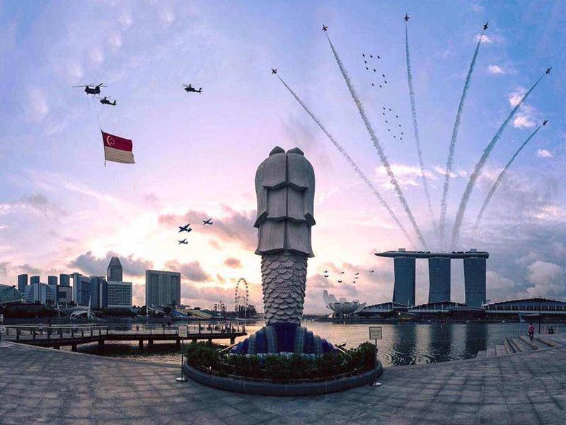 【在新加坡有八个不能!】