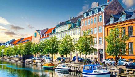 丹麦夫妻工厨师招聘,签证率高